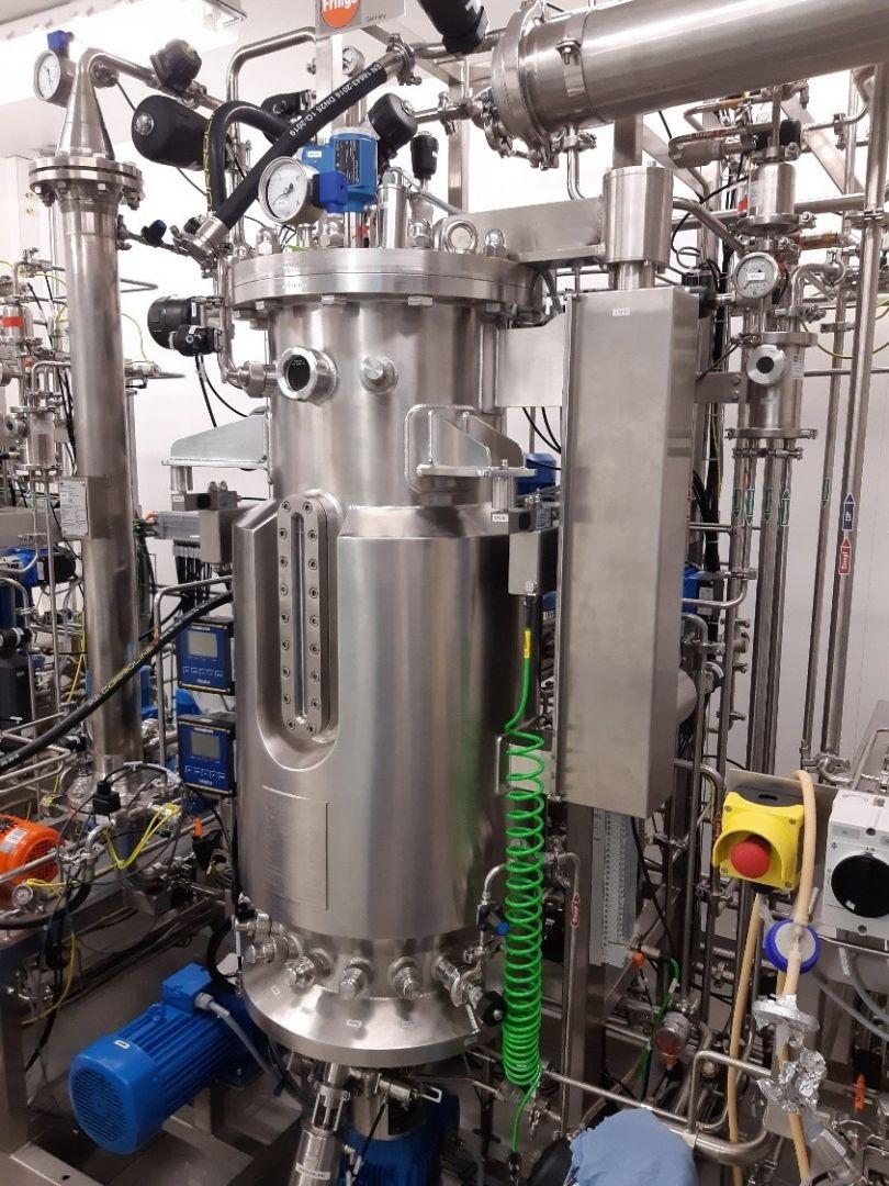 Fermenter zur Herstellung von Plattformchemikalien