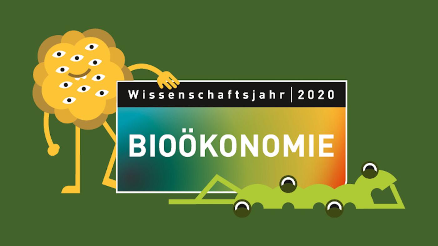 Logo zum Wissenschaftsjahr 2020